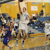 Scott Theisen, Men's Basketball Action