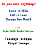 Interfaith Social Action