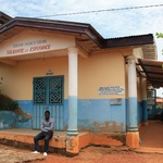 Community health clinic in Foumban