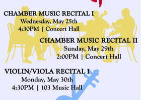 Student Term Recitals s2016