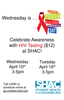 National Youth HIV+AIDS Awareness Day - HIV Testing