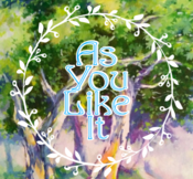 As You Like It Opens Friday October 19th in Weitz Theater.