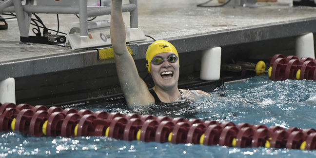 Women 39 S Swimming And Diving At Ncaa Championships Varsity Athletics Carleton College