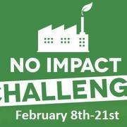 Carleton's 2016 No Impact Challenge, as part of the annual Climate Action Week.