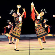 Baoting Li and Miao Dance Troupe