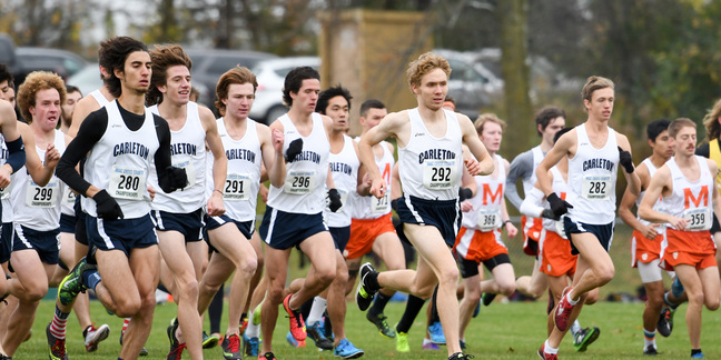 men 39 s cross country at miac championships varsity athletics carleton college. Black Bedroom Furniture Sets. Home Design Ideas