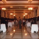 Great Hall during the Inaugural Ball
