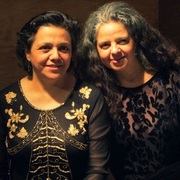 Chilean piano duo Dúo Mistral.