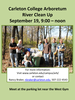 Help improve the river for fish and other living things!