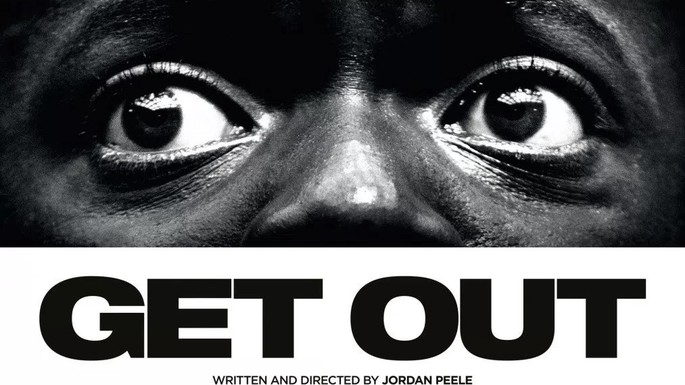 Get Out is a horror film directed by Jordan Peele.