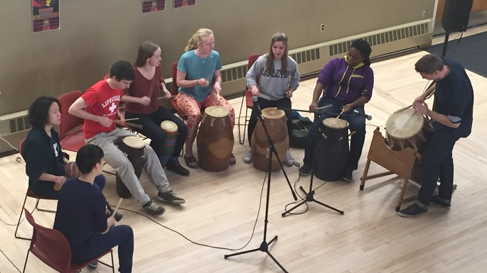 West African Drum Ensemble