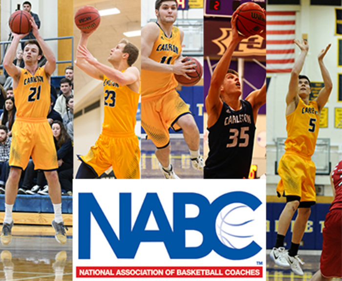 Five Knight were named to the NABC honors court following the 2016-17 season.