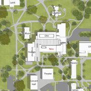 Science building site plan