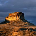Fajada Butte Chaco Canyon