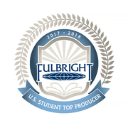 Image of the logo for the Fulbright U.S. Students Program