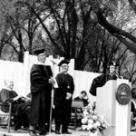Carleton Commencement, 1971.