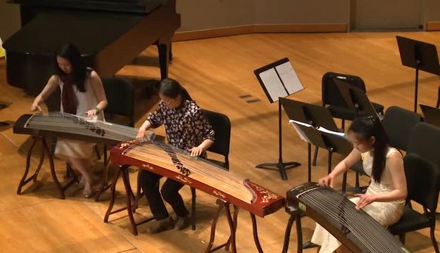 Fighting the Typhoon   Music   Carleton College