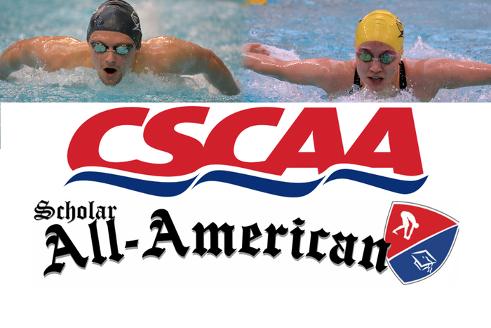 CSCAA Scholar All-America Teams