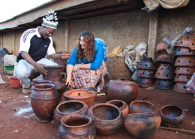 Pottery in Cameroon