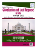 India: Globalization and Local Responses Info Session