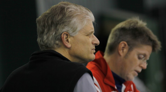 Head Coach Stephan Zweifel