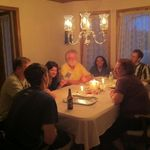Chris, Brian, Melissa, Bill, Marty, Mark and Janet