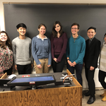 Class of 2019 Linguistics Majors