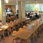 East Dining Hall seating