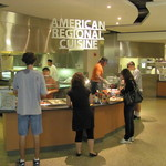 American Regional Cuisine Station at East Dining Hall
