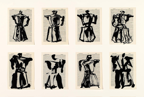 William Kentridge artwork