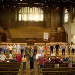 Unitarian Universalist Chapel Service on April 29, 2012