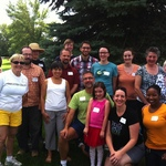 The 2013 Twin Cities Day of Service group.