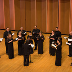 Early and contemporary vocal ensemble Cappella Romana performs at Kracum Performance Hall.