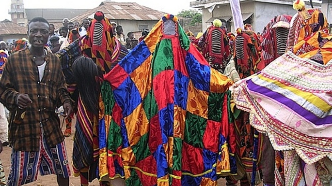 Exhibit: Masquerades 2