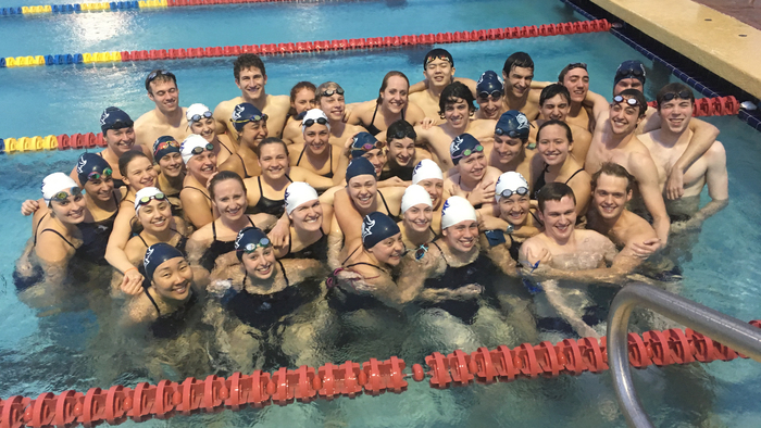 Carleton Knights Swimming and Diving