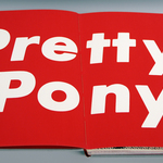 Stephen King and Barbara Kruger. My Pretty Pony