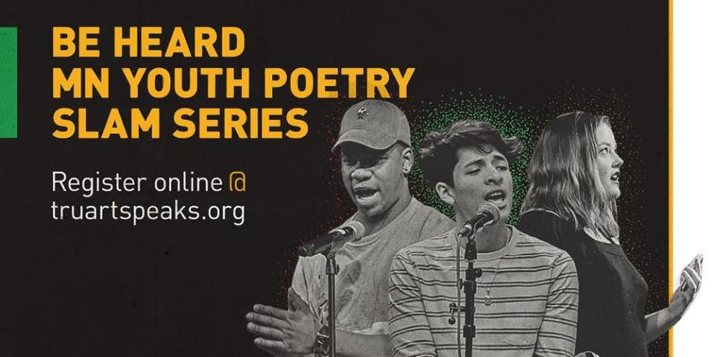 Be Heard Youth Poetry Slam