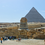 Great Pyramid & Sphinx, Giza