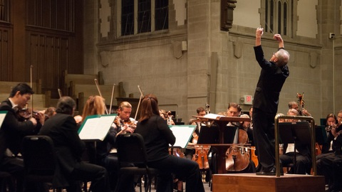 The MN Orchestra performed at Carleton in 2015. Join us as we explore music of the Twin Cities!