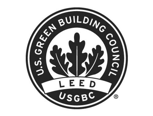Weitz Center for Creativity is designed to attain at least silver LEED certification.