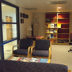 Psychology alcove area
