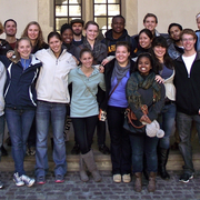 The Group in Krakow