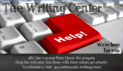 Academic writing help center