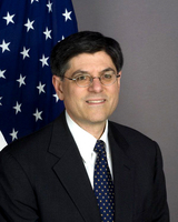 Jacob Lew, White House Chief of Staff
