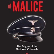 "Cover image of the book ""Anatomy of Malice"" by Joel E. Dimsdale."