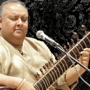 North Indian musical virtuoso Shujaat Husain Khan