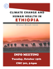 Ethiopia WB20 Info Meeting