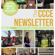 CCCE Spring 2016 Newsletter