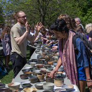 Carleton will host its 15th annual Empty Bowls community meal on Friday, May 17.