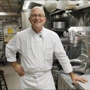 Bill Yosses, former White House pastry chef & advocate for health, nutrition and science education.